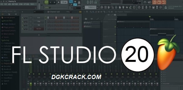 Fl Studio 20.7.2.1987 Crack With Serial Key 2020 Version