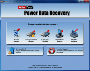 MiniTool Power Data Recovery 9.2 Crack + License Key (2021) Free Download